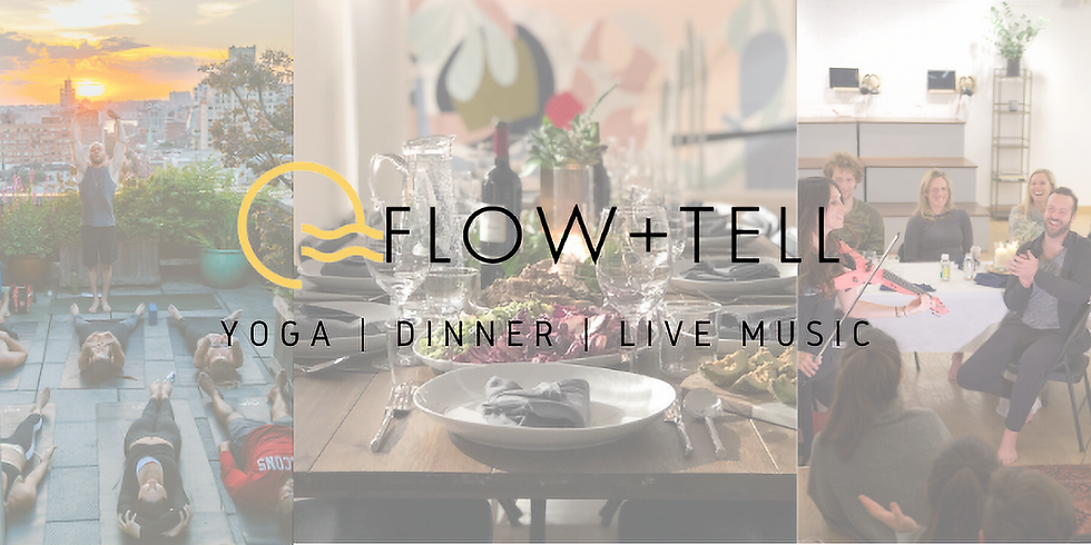 Flow+Tell x Lululemon featuring Michael Hewett
