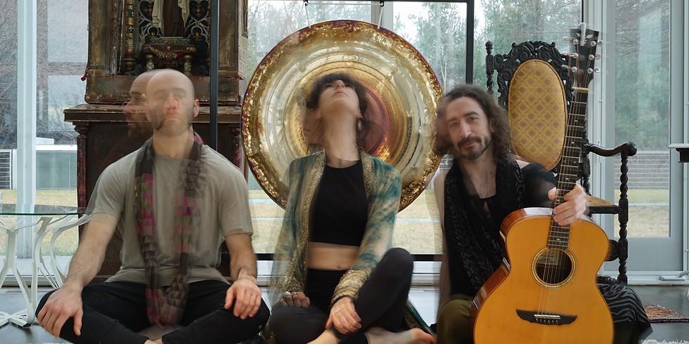 Flow+Tell Presents: A Valentine's Sound Meditation