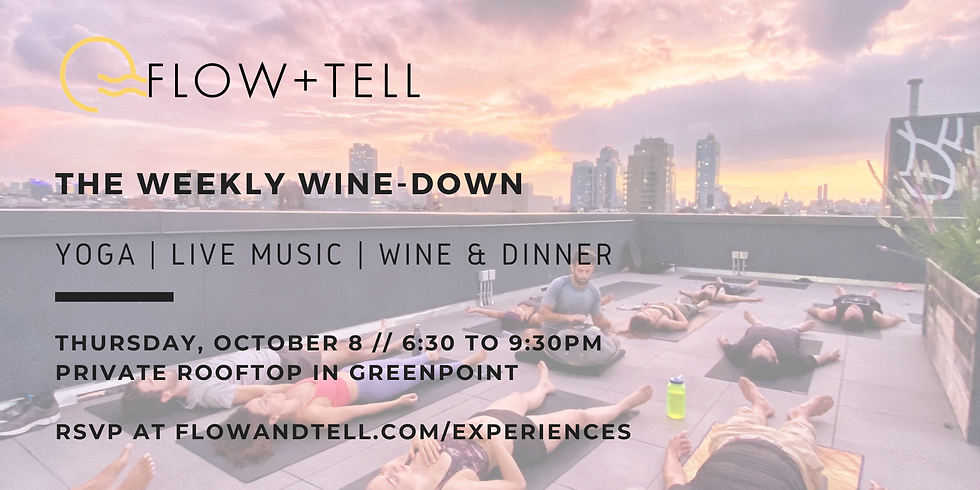 The Weekly Wine-Down: 108 Edition