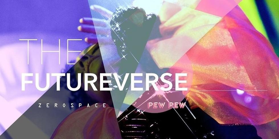 Pew Pew x Flow+Tell: Futureverse Sound Meditation