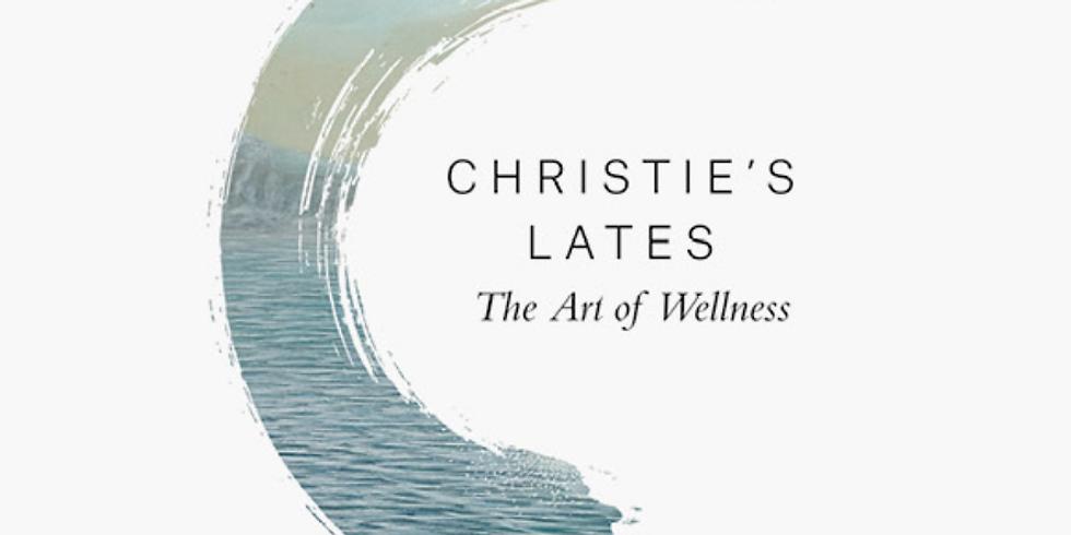 Flow+Tell x Christie's Lates