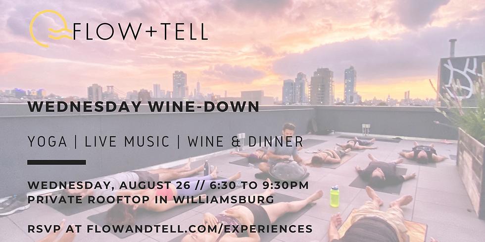 Wednesday Wine-Down