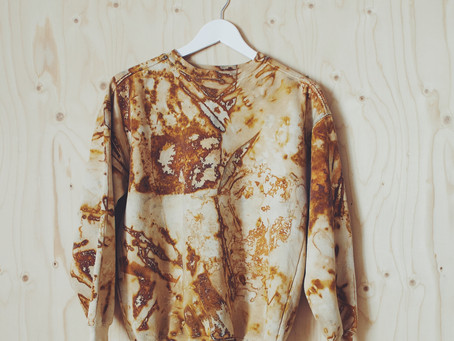 Rusting is the new printing
