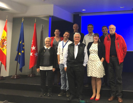 Meeting of the Physical Chemistry Chemical Physics Editorial Board at IMDEA Nanociencia