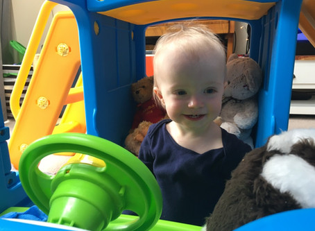 The vortex of toys, tantrums and tears – Day 5 AC (After Childcare), Day 7 home-working