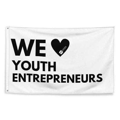 FLAG: We ♥️ Youth Entrepreneurs