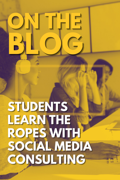 Learn the Ropes with Social Media