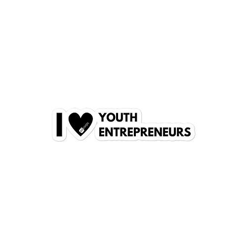I love Youth Entrepreneurs