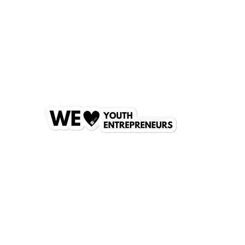 We  ♥️ Youth Entrepreneurs