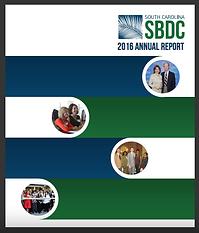 2016 SC SBDC Annual Report