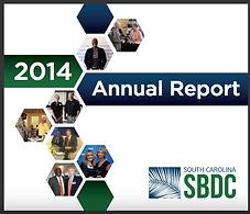 2014 SC SBDC Annual Report