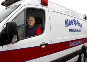 MedOne Medical Transport: Where taking care of patients is taking care of business