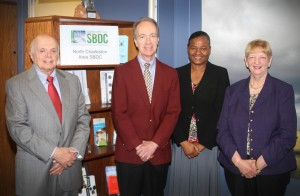 Charleston Area SBDC is named National SBDC of the year