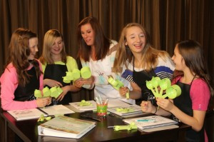 Mompreneur cooks up culinary courses for young people Starts business with socially responsible goal