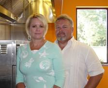 """Vivian and John """"Eric"""" Smith, owners JES Restaurant Equipment Sales & Service"""