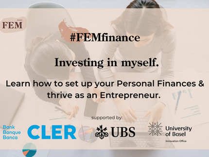 FEMfinance: Investing in myself