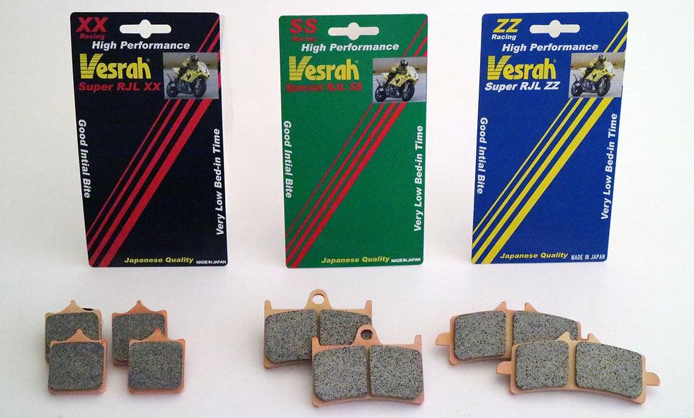 Vesrah SRJL-XX 170 Honda CBR 600 1000