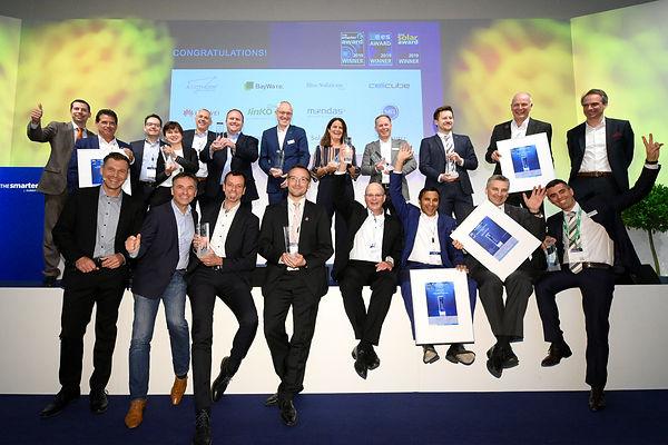 TSE ees IS AWARD 2019 All Winners Pictur