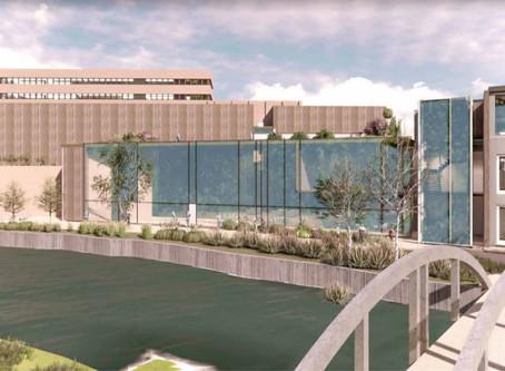 Mjøsen Eiendom leverer forslag til nytt kulturhus