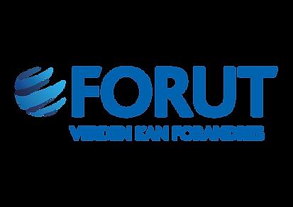 logo forut med slagord trykk original_cm