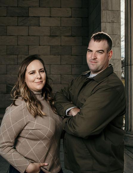 Mallarie and Connor
