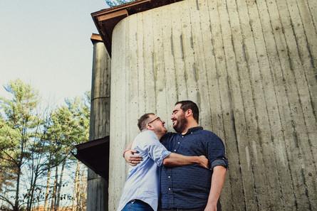 Isaac and Garrett