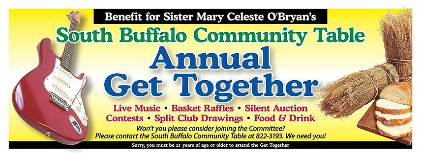 S Buffalo Community Table Get Together