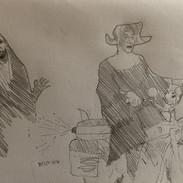 Pee Wee Nun vs The Nun