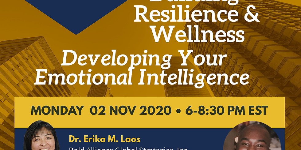 Building Resilience & Wellness