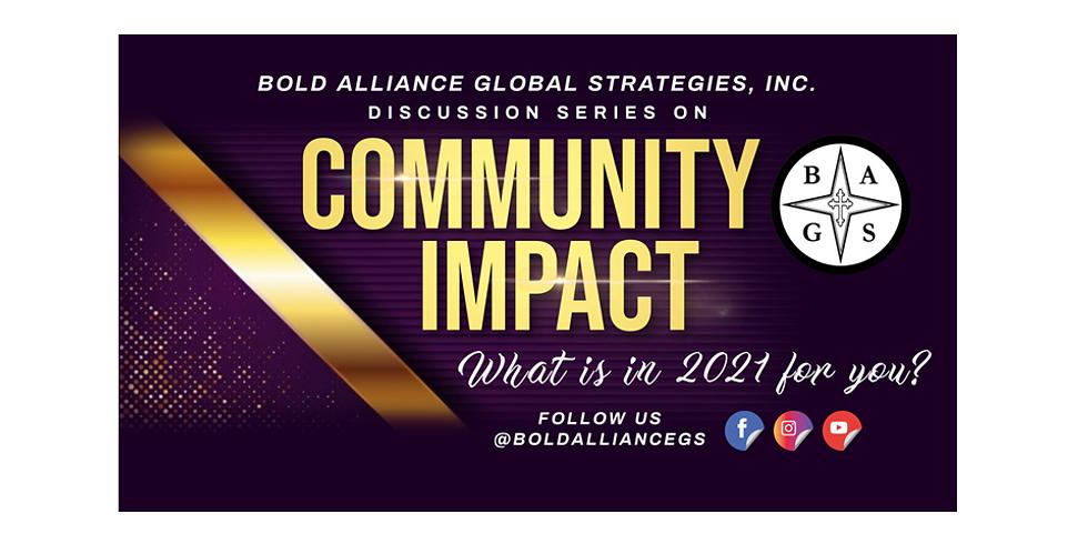 Discussion Series - Community Impact