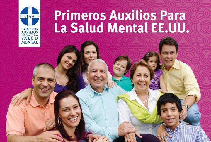 Primeros Auxilios Para La Salud Mental EEUU