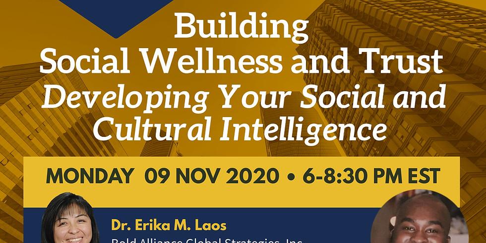 Building Social Wellness & Trust
