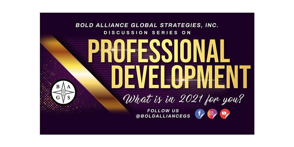 Discussion Series - Professional Development