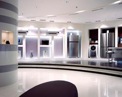 SHARP showroom, Jakarta
