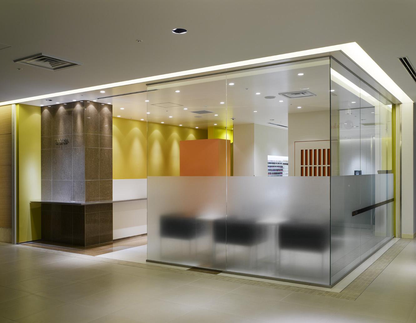 Nail care salon, TAACOBA Tamagawa