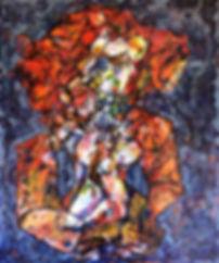 PALOMA FREDY VILLAMIL 20 X 24''