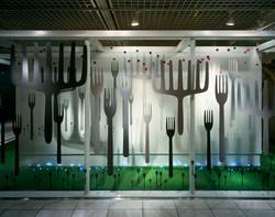 Oishiku Taberu Design exhibition