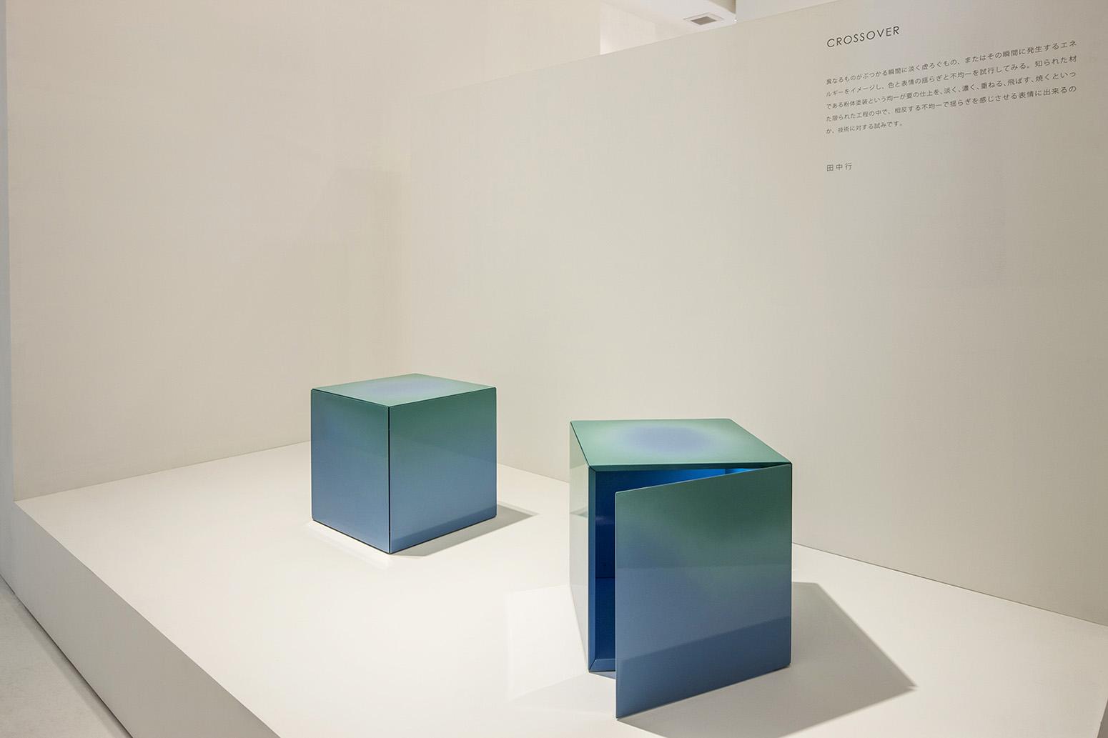 CROSSOVER, 家具デザイン展02