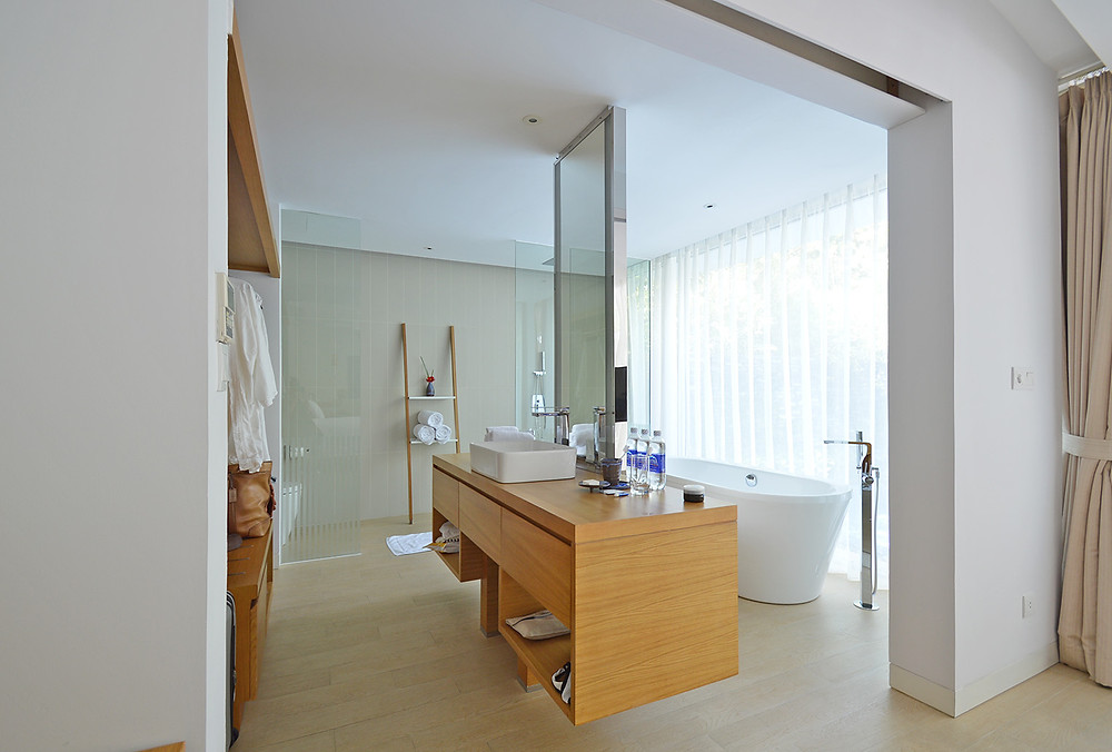 バスルーム&クローゼット