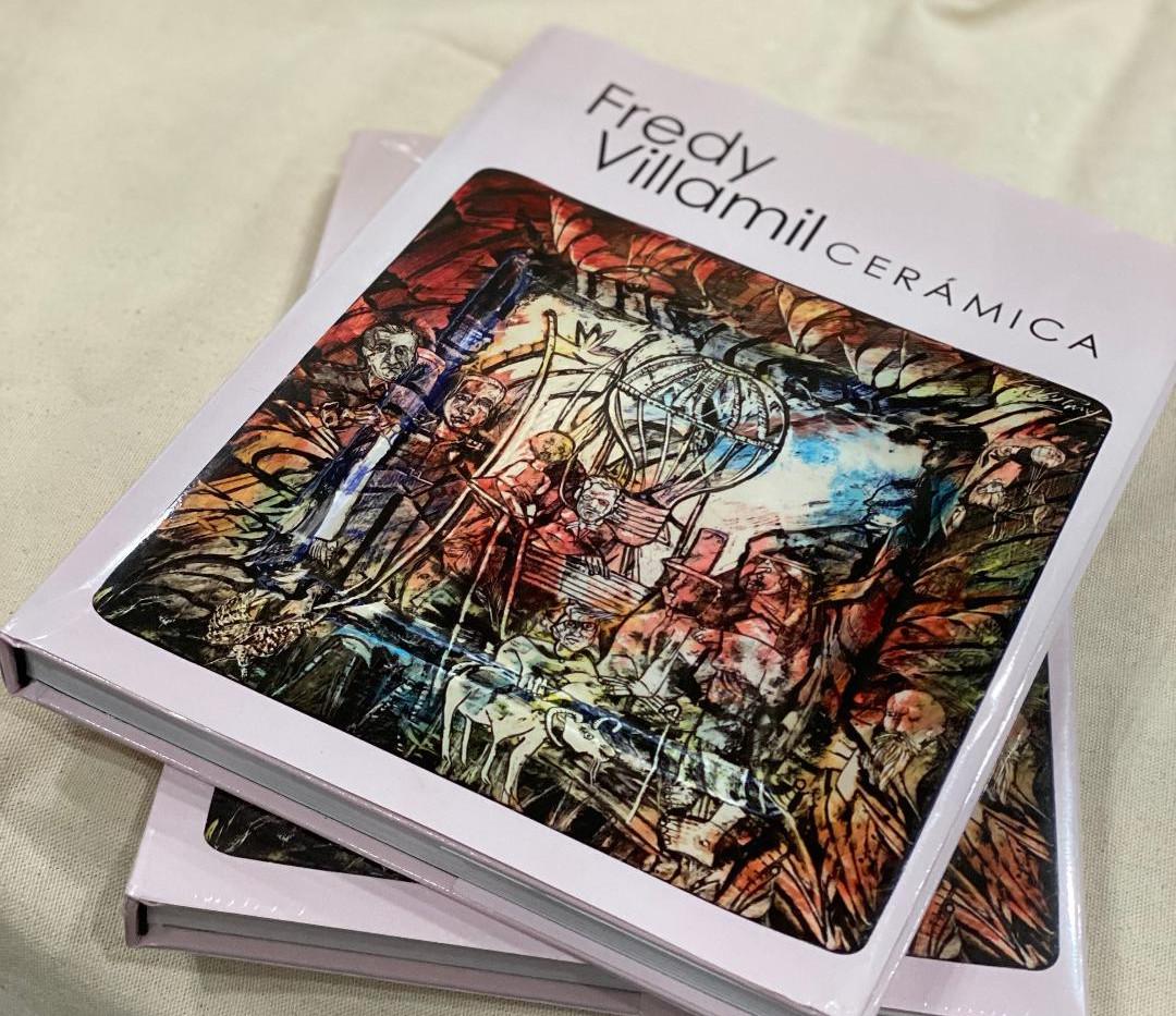 Book-Fredy Villamil Ceramic