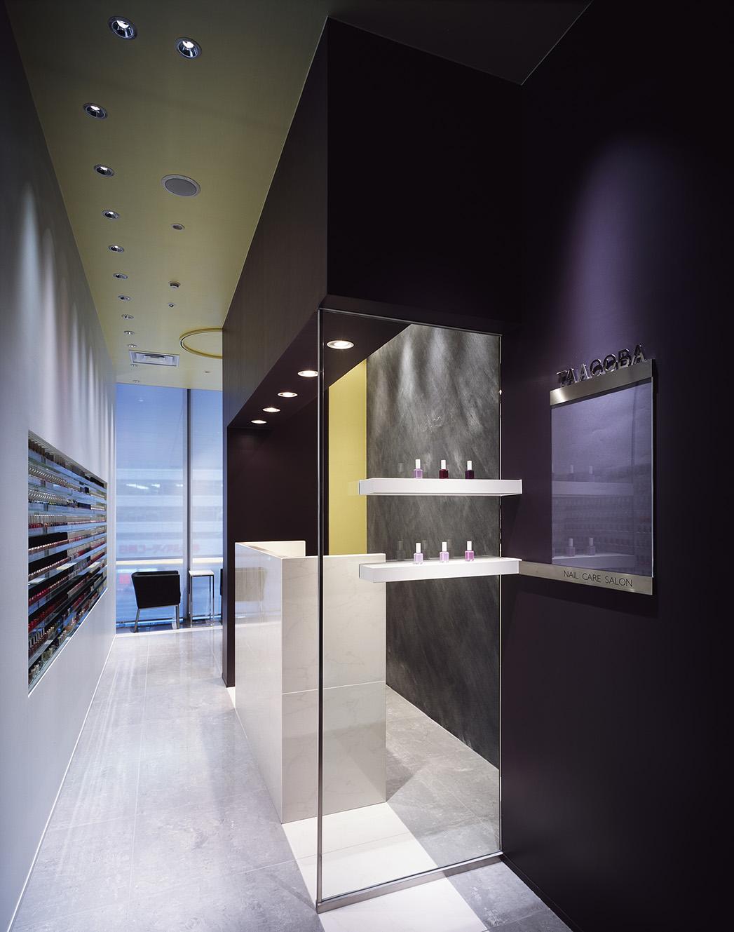 Nail care salon, TAACOBA Tokyo