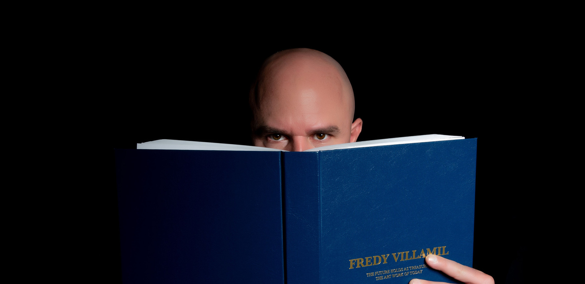 FREDY VILLAMIL BOOK