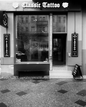 Classic Tattoo Torstraße Außenansicht