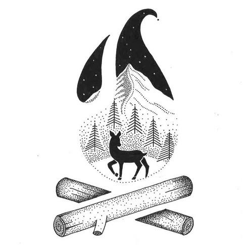 DOTWORK | BOND FIRE
