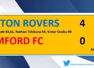 FA cup win sees Rovers in hat