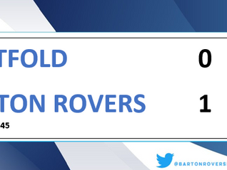 Rovers progress in Senior cup