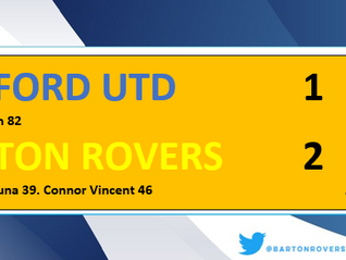 Rovers progress in tough game