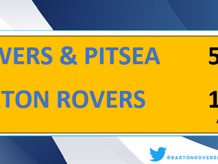 ROVERS ON THE ROAD IN FA CUP