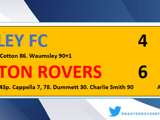 10 goal thriller sees Rovers with the points