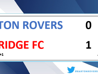 Rovers gift gives Uxbridge the points